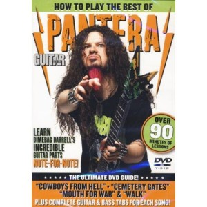 How To Play The Best of Pantera - Andy Aledort