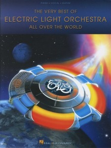 The Very Best Of Electric Light Orchestra: All Over The World - nuty na fortepian, melodia, teksty i akordy