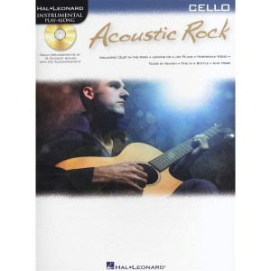 Acoustic Rock: Cello (+ płyta CD) - rock akustyczny na wiolonczelę