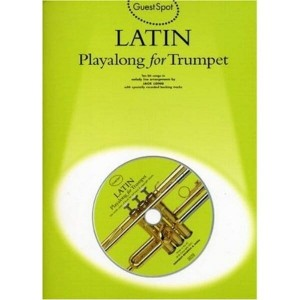 Guest spot: Latin Playalong for Trumpet - nuty na trąbkę (+ płyta CD)