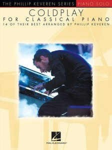 The Phillip Keveren Series: Piano Solo - Coldplay For Classical Piano - nuty na fortepian