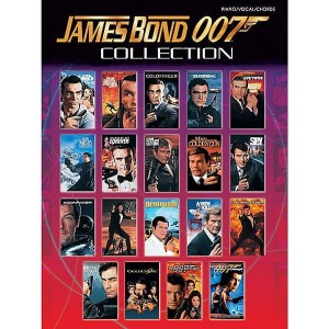 James Bond 007 Collection - nuty na fortepian, melodia i akordy gitarowe