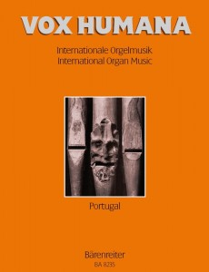 Vox humana: International organ music 5 - Portugal - nuty na organy