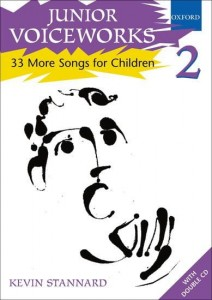 Junior Voiceworks 2: 33 More Songs for Children (+ płyta CD) - Stannard