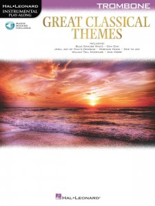 Great Classical Themes: Trombone - nuty na puzon (+ audio online)