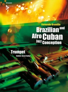 Fernando Brandao: Brazilian and Afro-Cuban Jazz Conception - Trumpet (+ płyta CD) - nuty na trąbkę