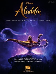 Alan Menken: Aladdin (Easy Piano)