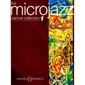 Norton - Microjazz clarinet collection 1 - nuty na klarnet