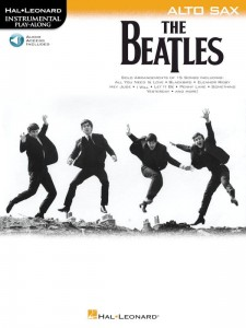The Beatles: Alto Sax - nuty na saksofon altowy (+ audio online)