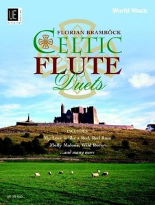 Celtic Flute Duets - Brambock - nuty na duet fletowy