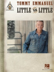 Tommy Emmanuel: Little by Little - nuty i tabulatury na gitarę