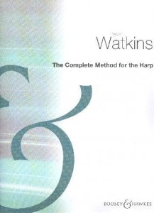 David Watkins: Complete Method for the Harp - szkoła gry na harfie