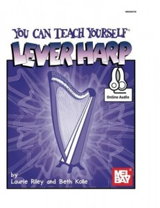 You Can Teach Yourself Lever Harp - szkoła gry na harfie