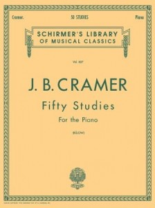 Cramer: Fifty Studies for the Piano - 50 etiud na fortepian