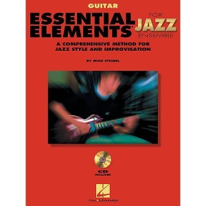 Essential Elements for Jazz Ensemble - Guitar - Mike Steinel