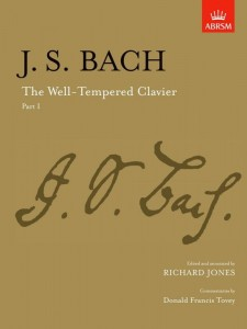 Bach J.S. - The Well-Tempered Clavier Part 1 - DWK tom 1 - nuty na fortepian solo (Richard Jones)