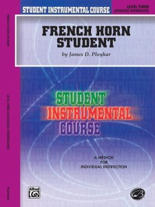 French Horn Student Level 3 Advanced Intermediate - Ployhar - szkoła gry na waltorni (rogu)