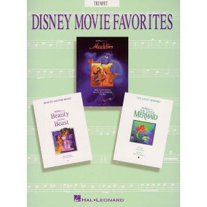 Disney Movie Favorites: Trumpet - nuty na trąbkę