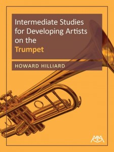 Intermediate Studies for Developing Artists on the Trumpet - Howard Hilliard - nuty na trąbkę