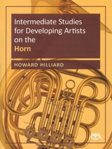 Intermediate Studies for Developing Artists on the Horn - Howard Hilliard - nuty na waltornię (róg)
