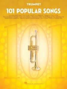 101 Popular Songs: Trumpet - nuty na trąbkę