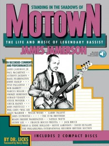 Standing in the Shadows of Motown - James Jamerson (+ audio online)