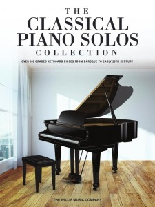 The Classical Piano Solos Collection - nuty na fortepian