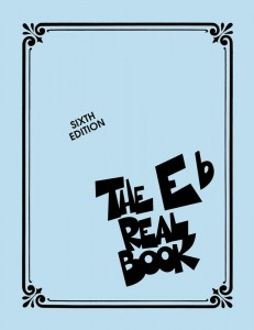 The Real Book - instrumenty Eb - zbiór standardów jazzowych