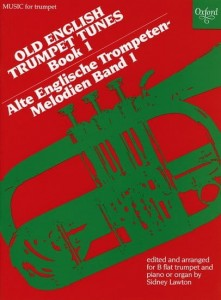 Old English Trumpet Tunes Book 1 - nuty na trąbkę i fortepian - Lawton