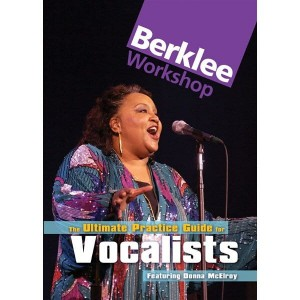 Donna McElroy: The Ultimate Practice Guide for Vocalists Berklee Workshop (płyta DVD)