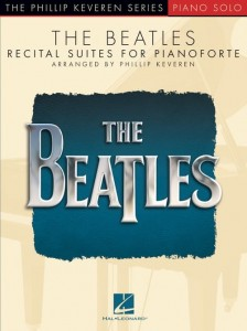 The Phillip Keveren Series: Piano Solo - The Beatles: Recital Suites For Pianoforte - nuty na fortepian
