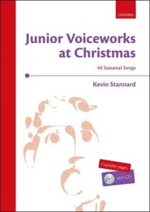 Junior Voiceworks at Christmas: 40 Seasonal Songs (+ płyta CD) - Stannard