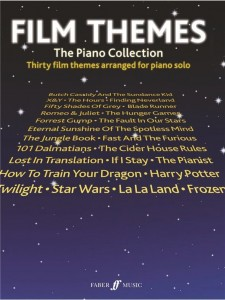 Film Themes: The Piano Collection - muzyka filmowa na fortepian solo