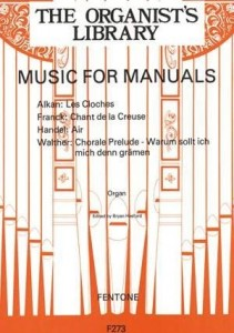 Music for Manuals Volume 1 - Bryan Hesford - nuty na organy