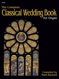 The Complete Classical Wedding Book for Organ - nuty na organy