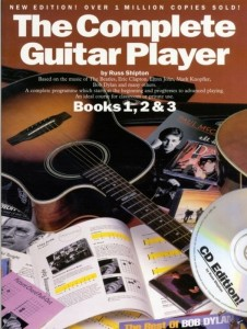 The Complete Guitar Player Books 1, 2 & 3 Omnibus Edition (+ płyta CD) - Russ Shipton - podręcznik do nauki gry na gitarze - księgarnia muzyczna Alenuty.pl