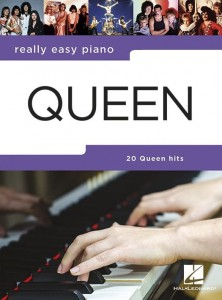 Really Easy Piano: Queen - łatwe nuty na fortepian