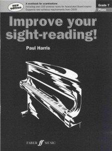 Paul Harris: Improve Your Sight-Reading! - Grade 7 - szkoła grania z nut na fortepian