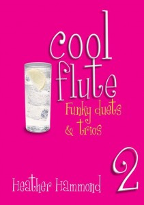 Heather Hammond: Cool Flute Funky duets & trios 2 - nuty na duety i tria fletowe