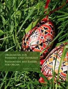 Passiontide and Easter for Organ - nuty na organy na Wielki Post i Wielkanoc