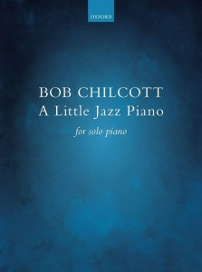 Bob Chilcott: A Little Jazz Piano - nuty na fortepian