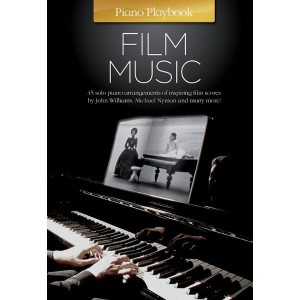 Piano Playbook: Film Music - muzyka filmowa na fortepian