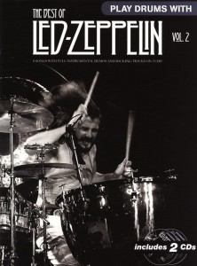 Play Drums With... The Best Of Led Zeppelin Volume 2 (+ płyta CD) - nuty na perkusję - księgarnia muzyczna Alenuty.pl