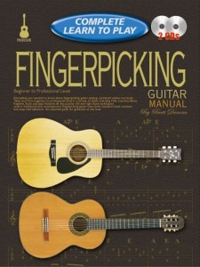 Progressive Complete Learn To Play: Fingerpicking Guitar Manual - Dancan - szkoła gry techniką fingerstyle na gitarze (+ 2 płyty CD)