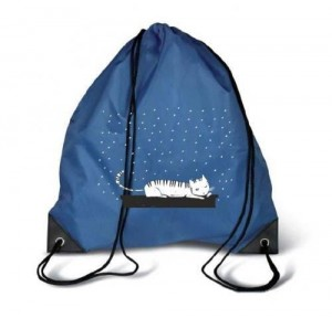 Plecak worek muzyczny dla dzieck