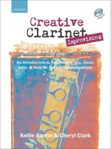 seria Creative Clarinet nuty na klarnet
