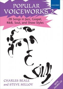 Popular Voiceworks 2: 28 Songs in Jazz, Gospel, R&B, Soul, and Show Styles (+ 2 płyty CD) - Beale, Milloy