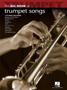 The Big Book Of Trumpet Songs - nuty na trąbkę solo