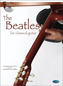 The Beatles for Classical Guitar (+ płyta CD) - nuty na gitarę klasyczną z tabulaturą