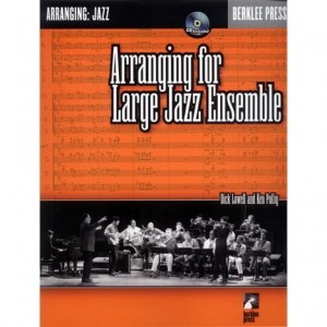 Arranging for Large Jazz Ensemble - Pullig, Lowell